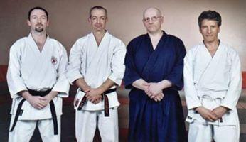 Février 2002, Frédéric Masseix, Pierre Portocarrero et Kévin O'Connor