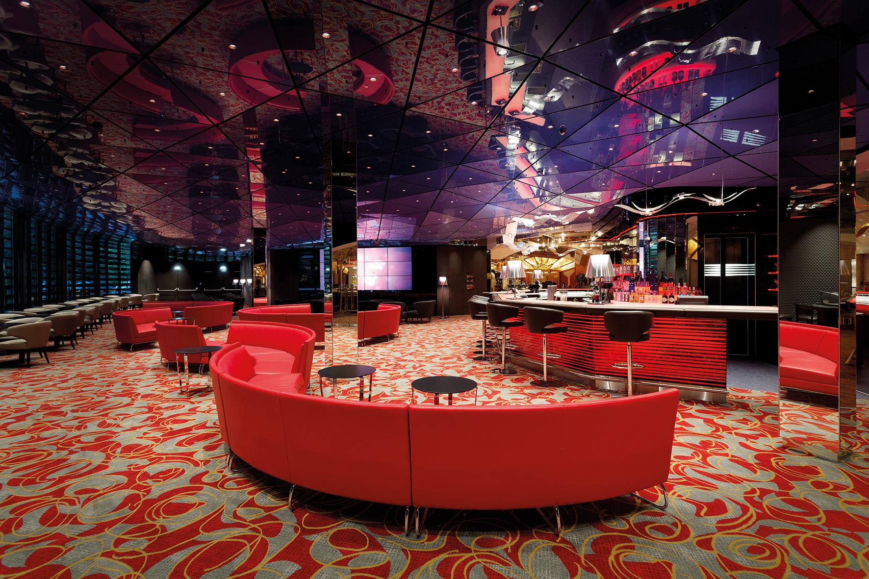 Casino Bregenz, Axminster Teppich