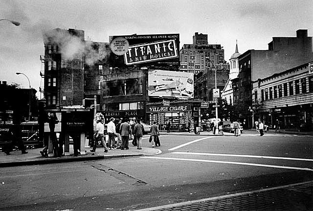 sheridan square new york city