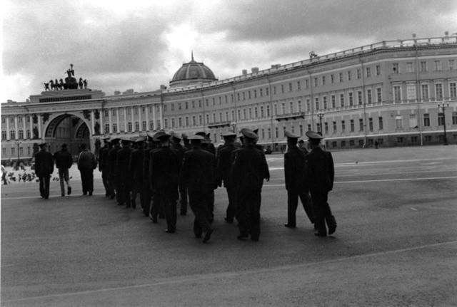 Hermitage, San Pietroburgo, 2005.
