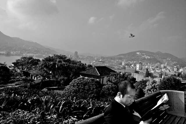 Glover Garden, Nagasaki, 2009.