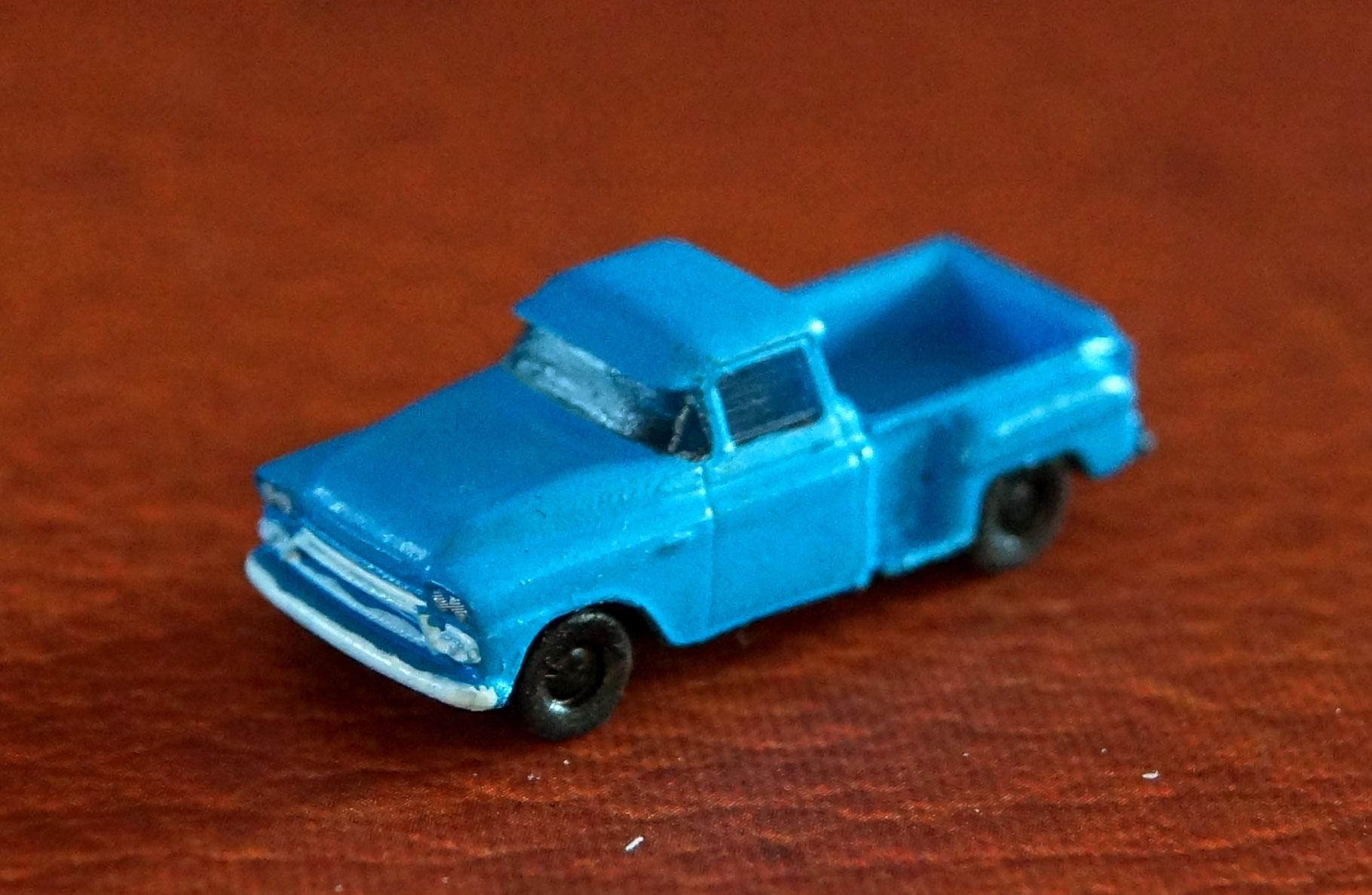 1958 GMC Pickup N-Scale