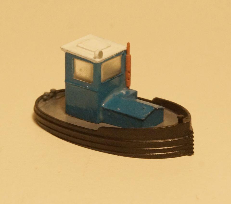 Boom Tugboat N-Scale
