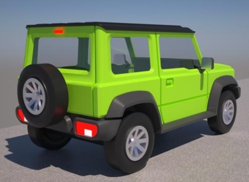 Spur N Suzuki Jimny
