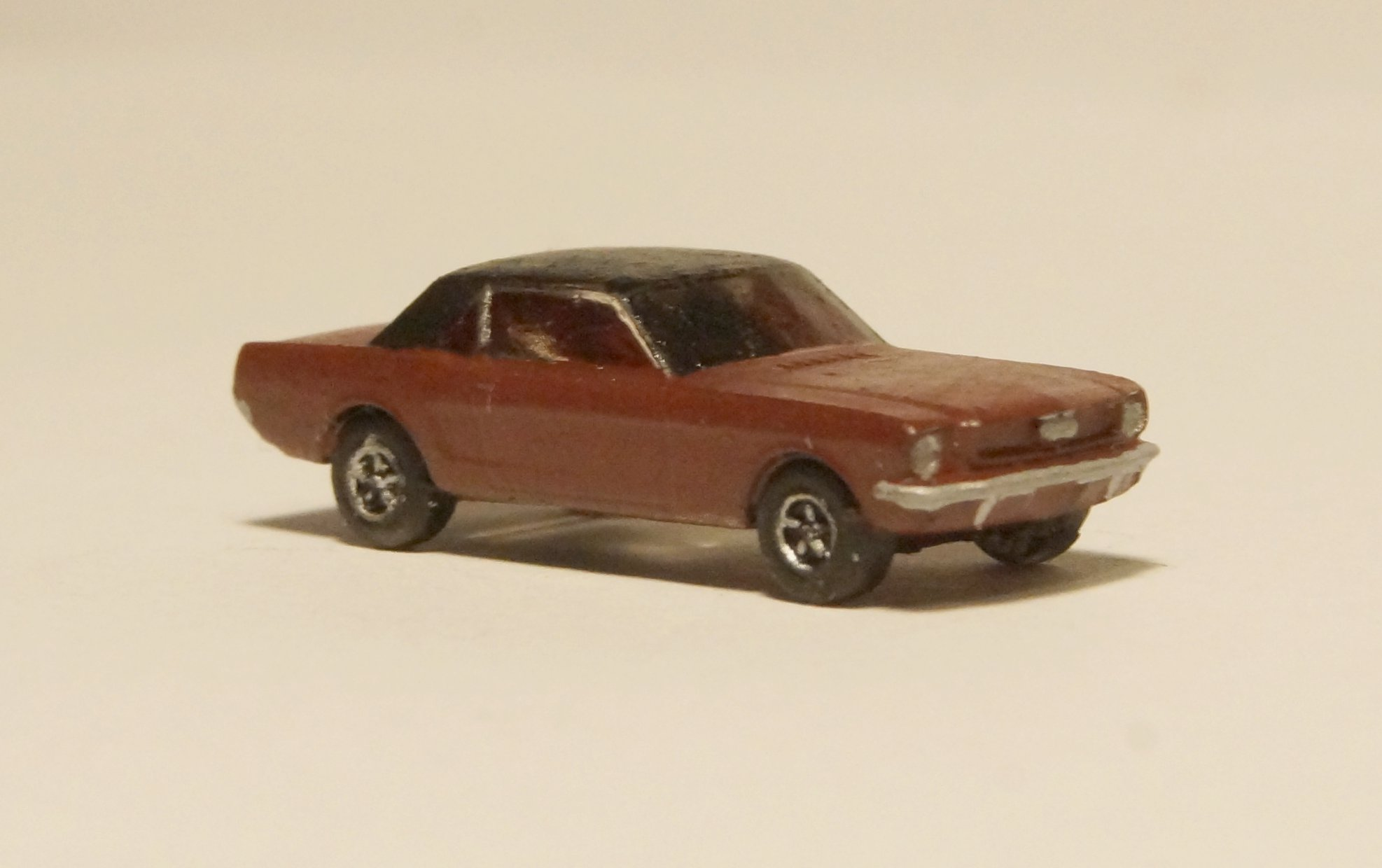 Ford Mustang 67 N-Scale