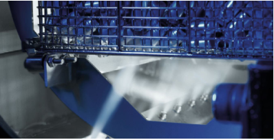 Nos machines lessivielles de différentes tailles et géométries variées en panier, vrac ou à l'unité