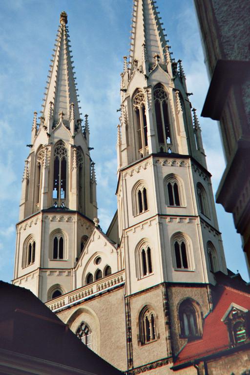 Görlitz, Pfarrkirche St. Peter und Paul