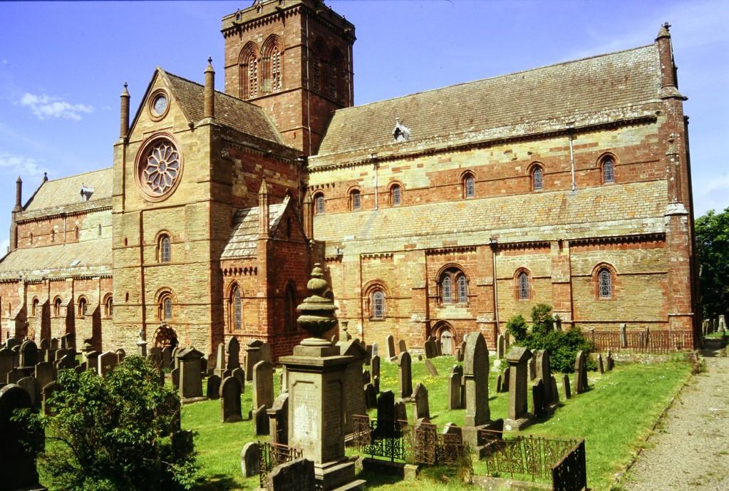 Kirkwall, St.-Magnus-Cathedral