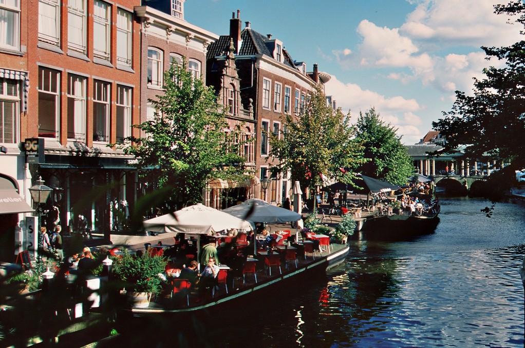 Leiden, Singel