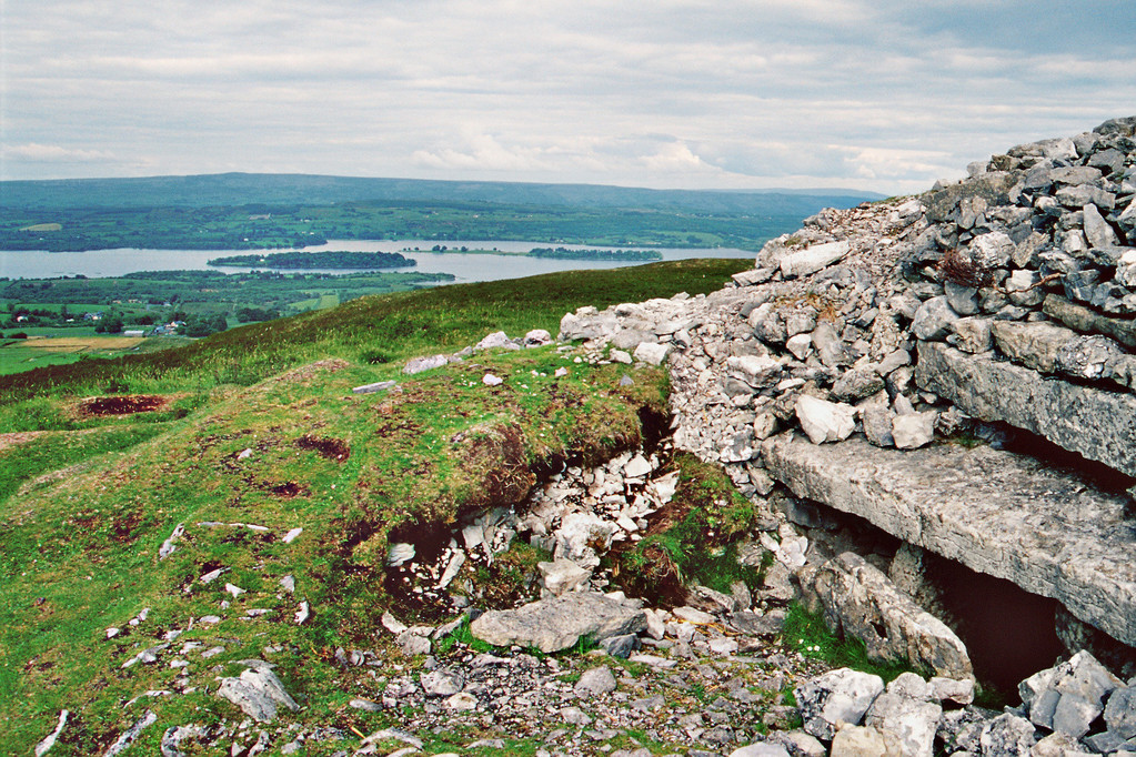 Carrowkeel, Dolmenlandschaft