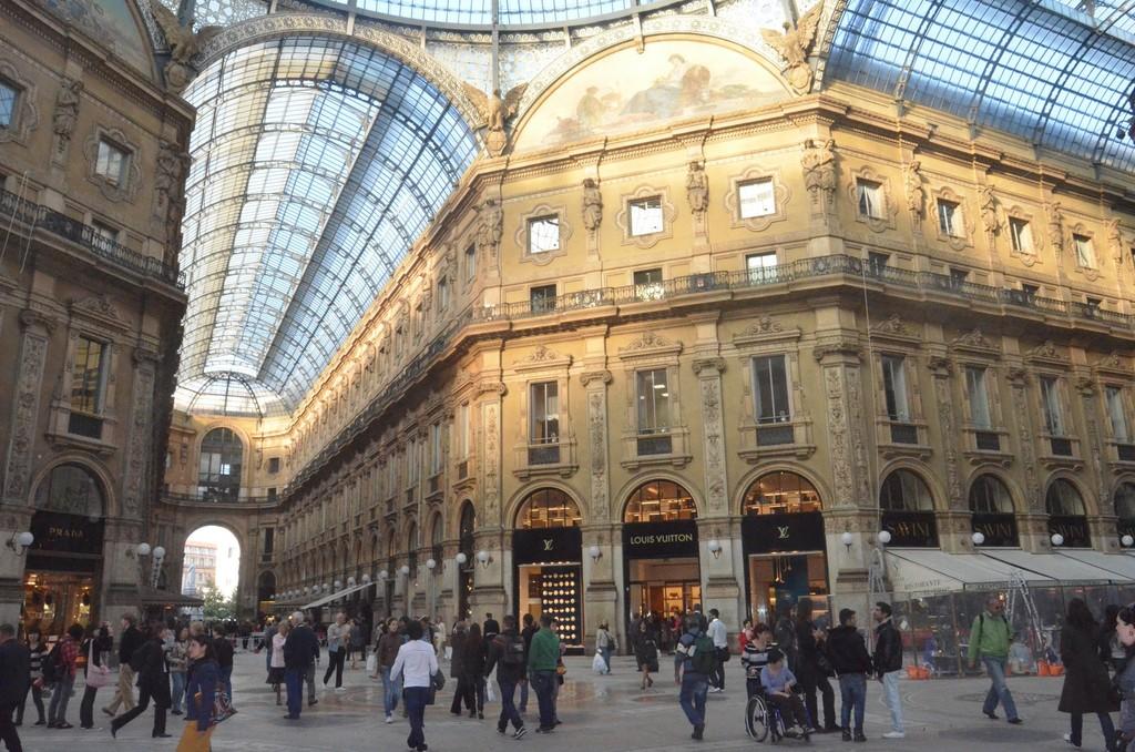 Mailand, Galleria Vittorio Emanuele