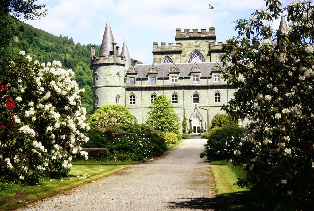 Inverary, Castle