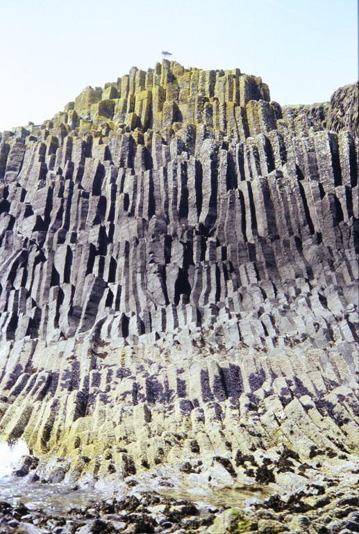 Staffa, Basaltformation