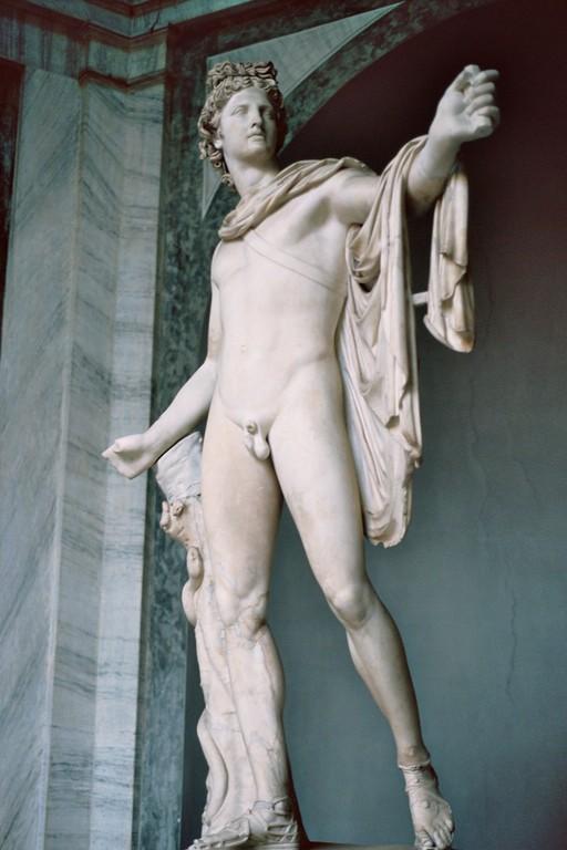 Vatikanische Museen, Apoll von Belvedere
