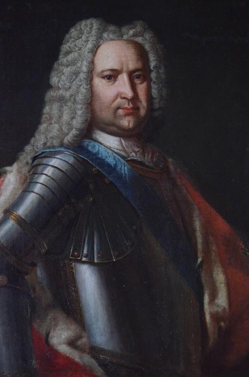 Ernst Johann von Biron (1690-1772), Bauherr von Schloß Rundāle