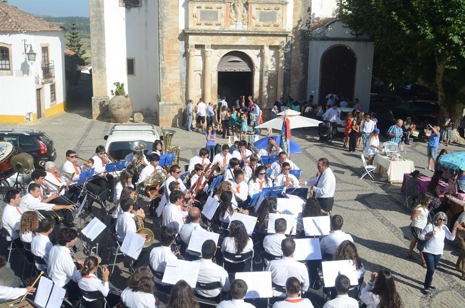 Óbidos, Sonntagskonzert