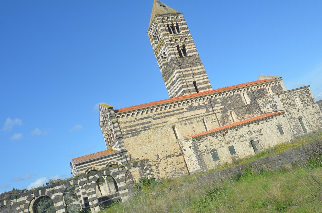 Pisanerkirche Santissima Trinità di Saccargia