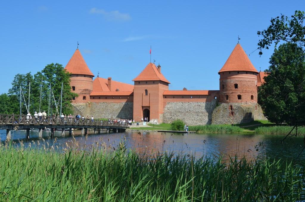 Inselburg Trakai