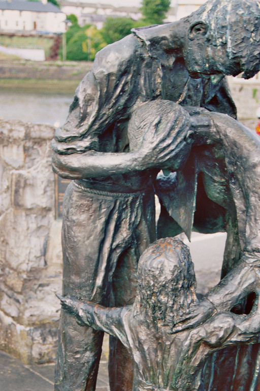 Sligo, Denkmal für Opfer der Großen Hungersnot von 1845-1849