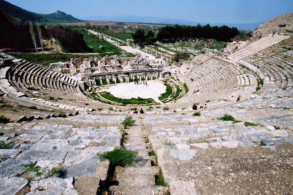 Ephesus, Theater