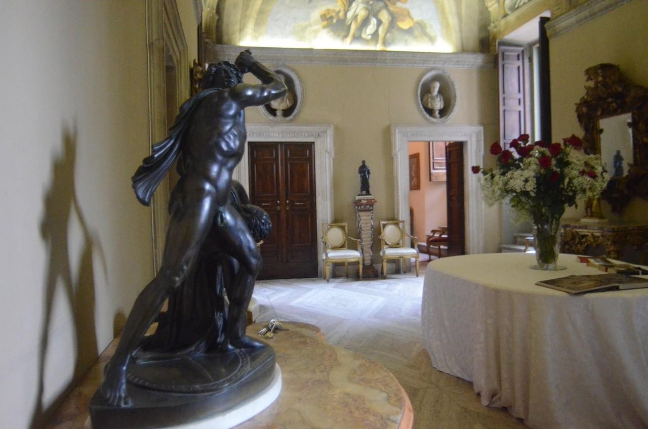 Villa Ludovisi - zu Besuch bei der Principessa Boncompagni Ludovisi