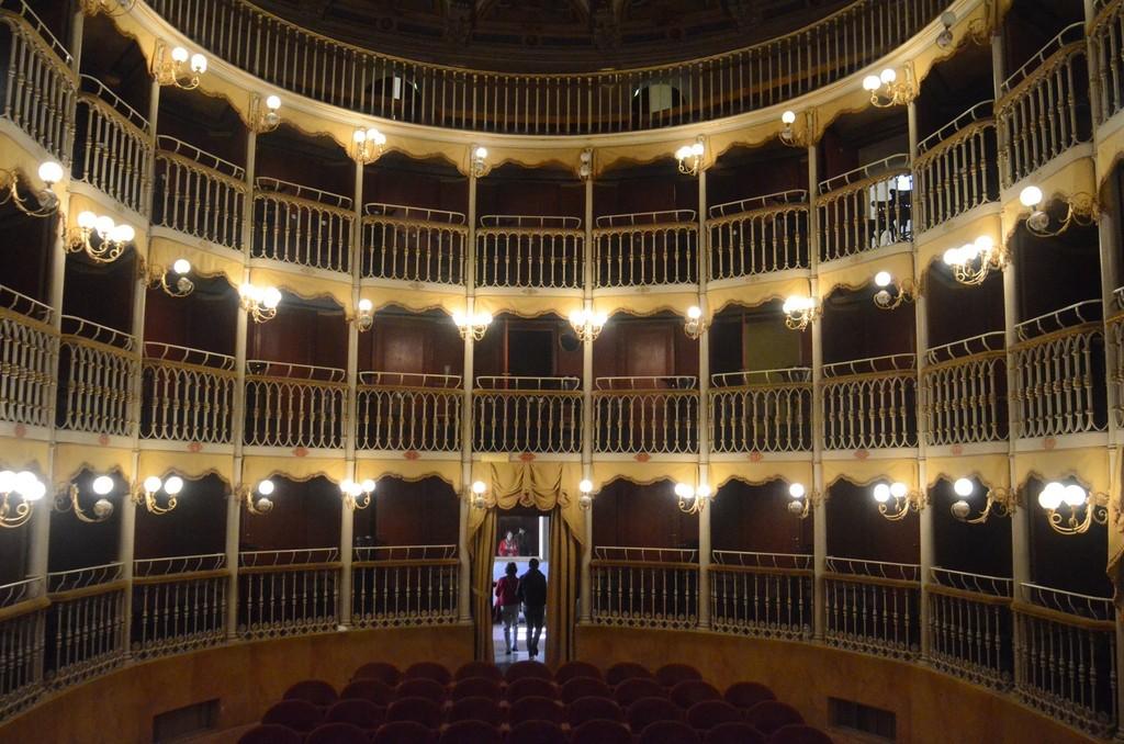 Bevagna, Kommunales Theater