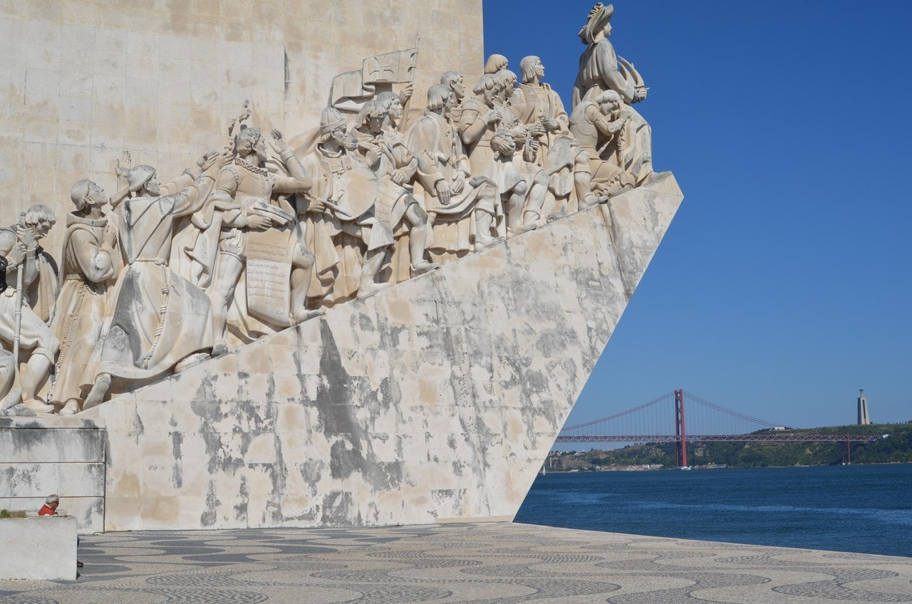 Belém, Entdeckerdenkmal