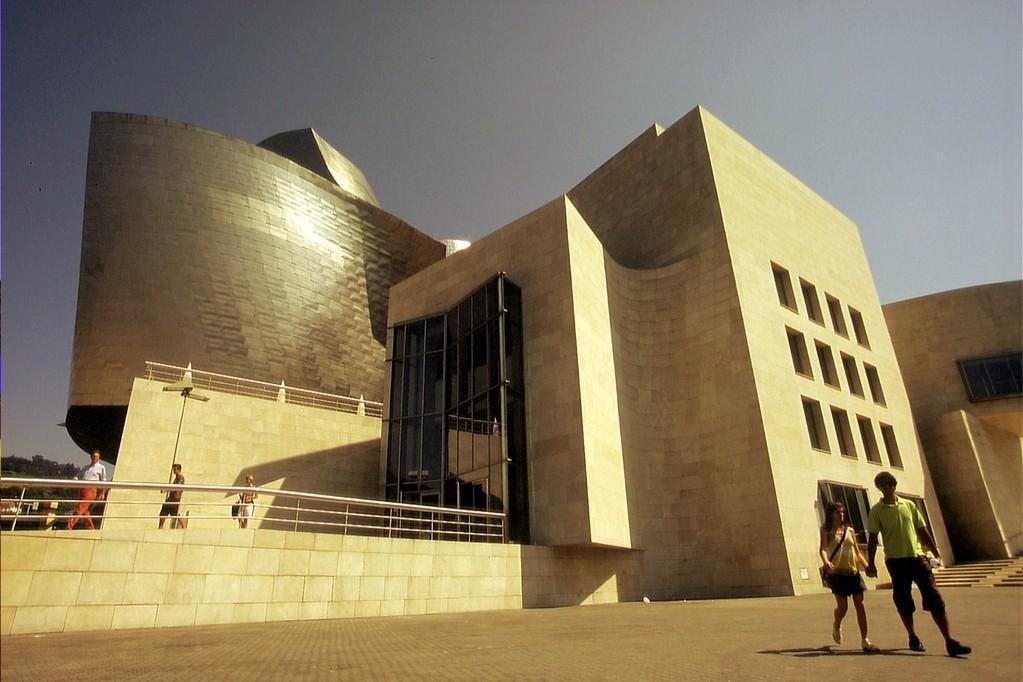 Bilbao, Guggenheim-Museum