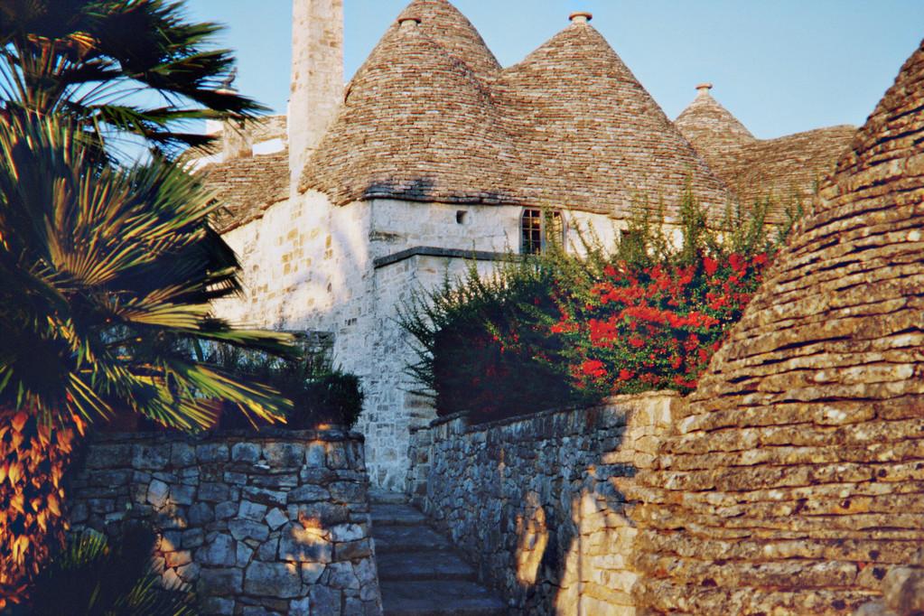 Alberobello, Rione Aia Piccola