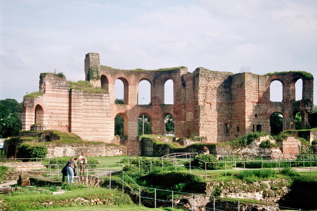 Trier, Kaiserthermen