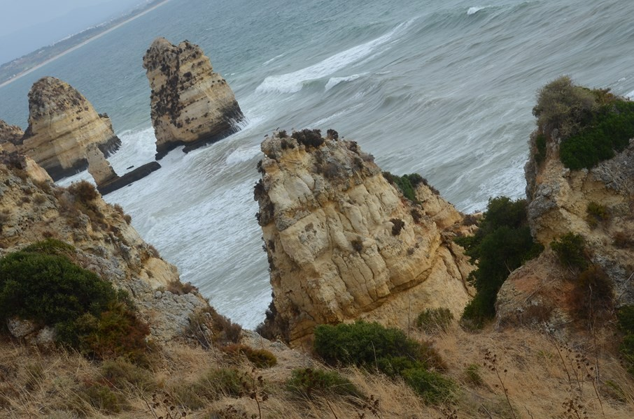 Algarveküste bei Lagos, Ponta da Piedade