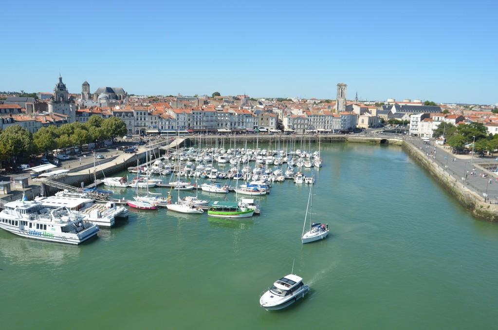 La Rochelle, Hafenseite