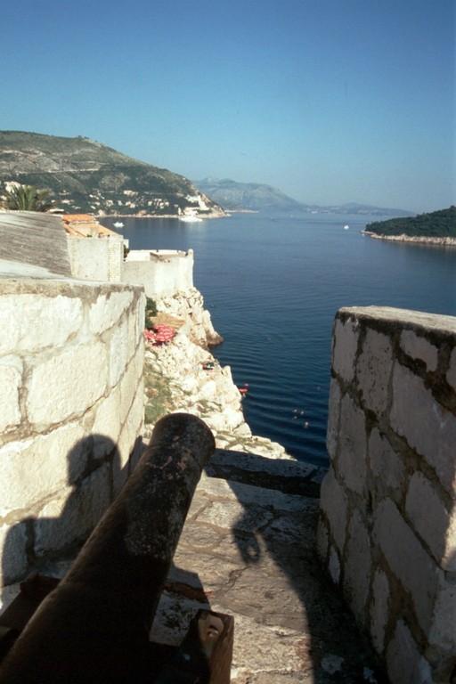 Dubrovnik, Stadtmauer