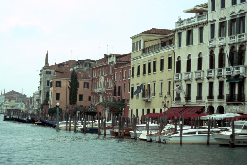 Venedig, Auf dem Canal Grande