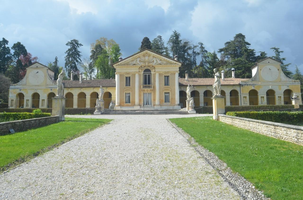 Das Veneto: Villa Maser (Villa Barbaro)