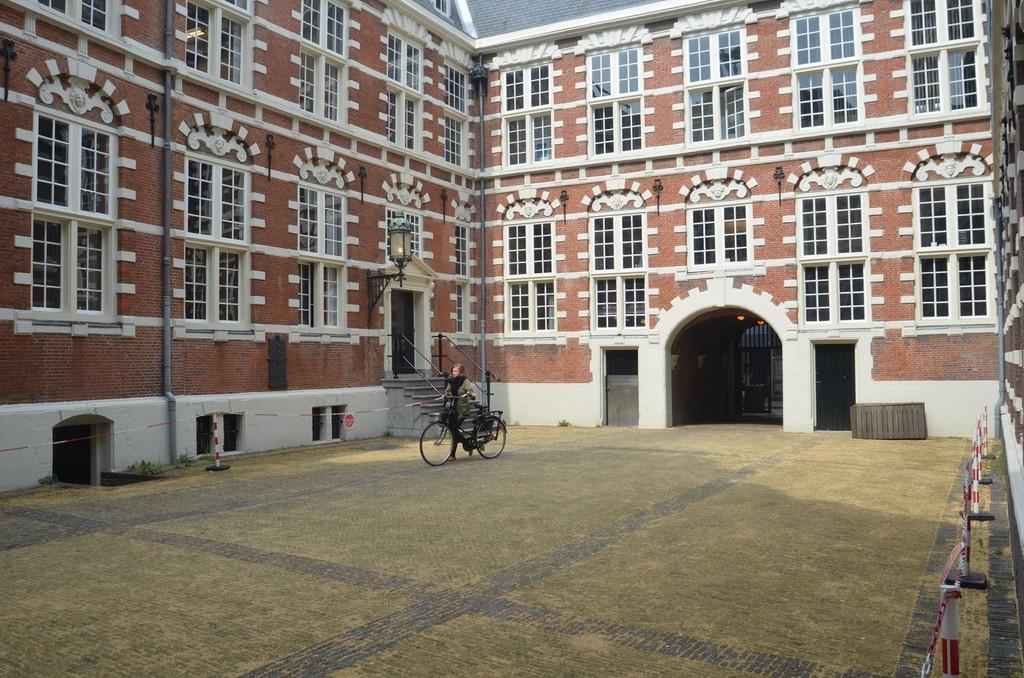 Amsterdam, Haus der Ostindienkompanie