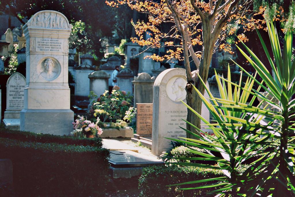 Nichtkatholischer Friedhof
