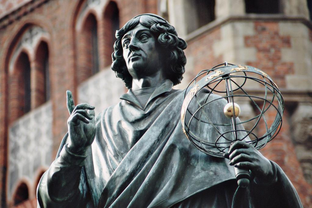 Thorn, Denkmal für Nikolaus Kopernikus