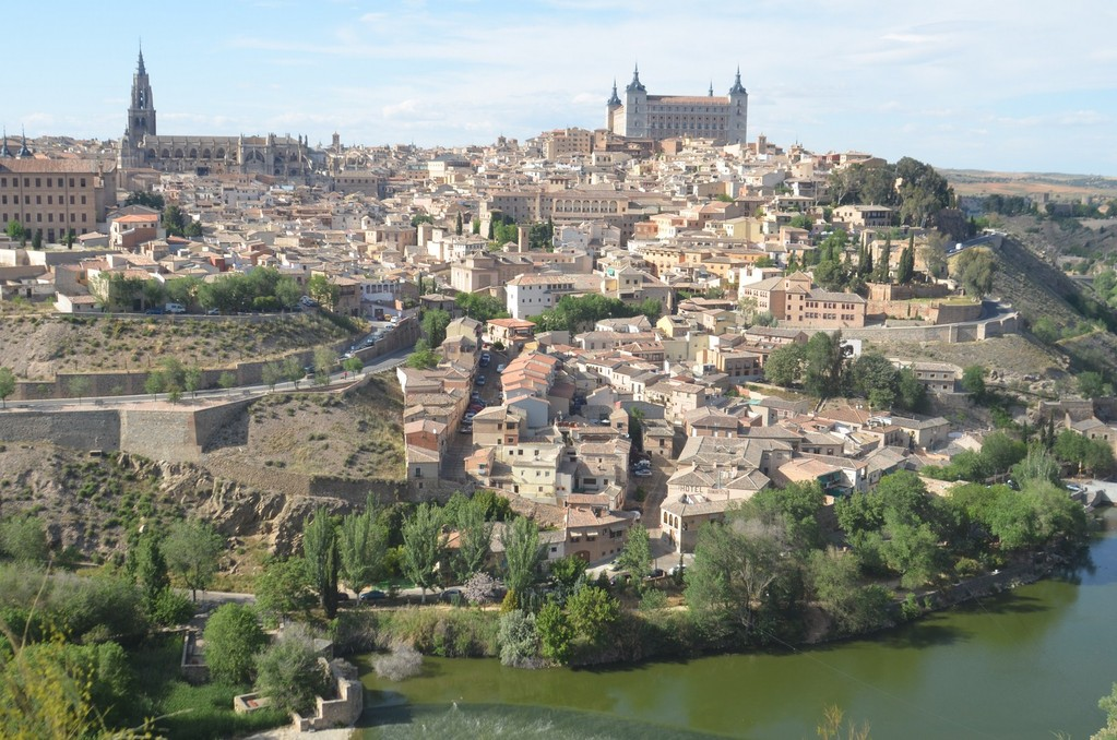 Toledo und der Tajo