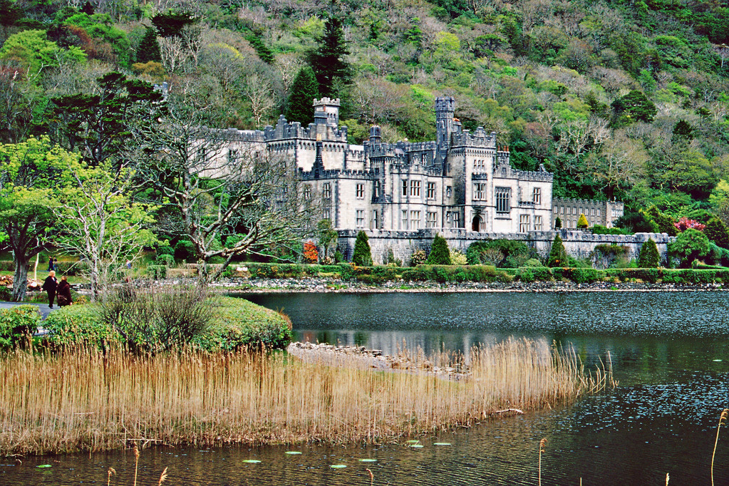 Connemara, Kylemore Abbey