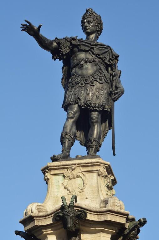 Augsburg, Augustusdenkmal
