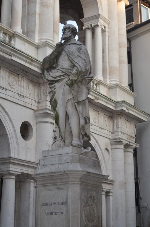 Vicenza, Denkmal für Andrea Palladio
