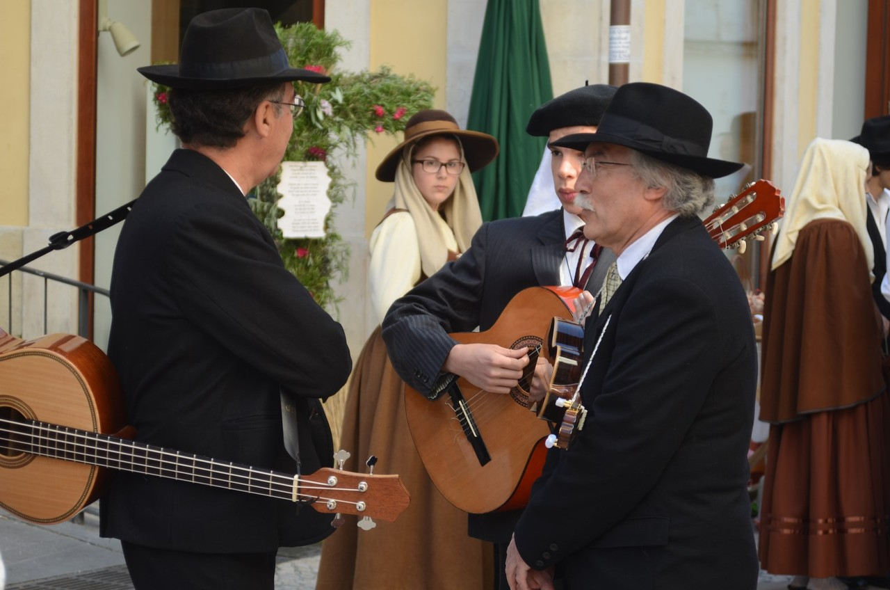 Folklore in Coimbra