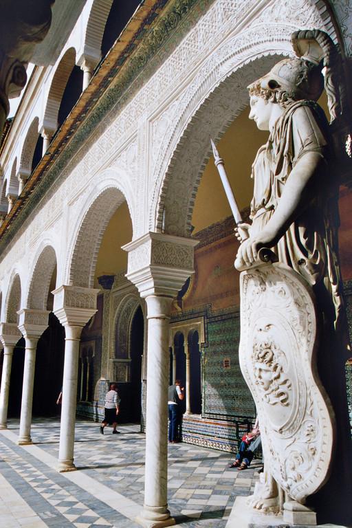 Sevilla, Casa de Pilatos