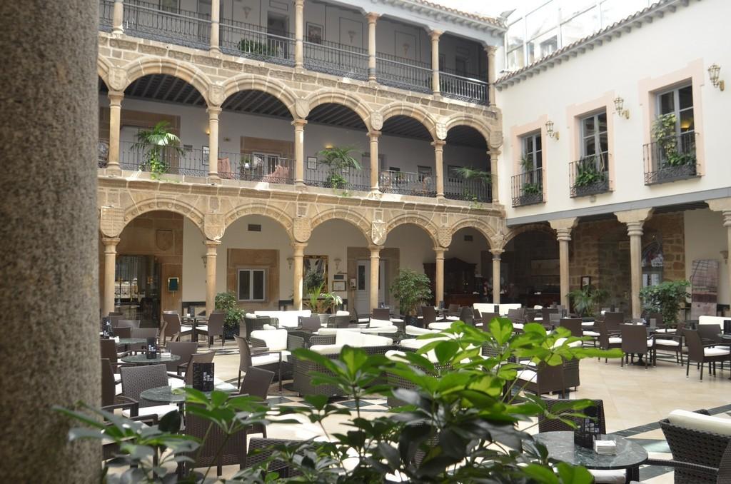 Ávila, Palacio de los Velada (eines unserer Hotels)