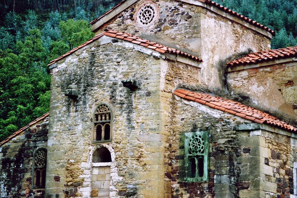 Oviedo, San Miguel de Lillo