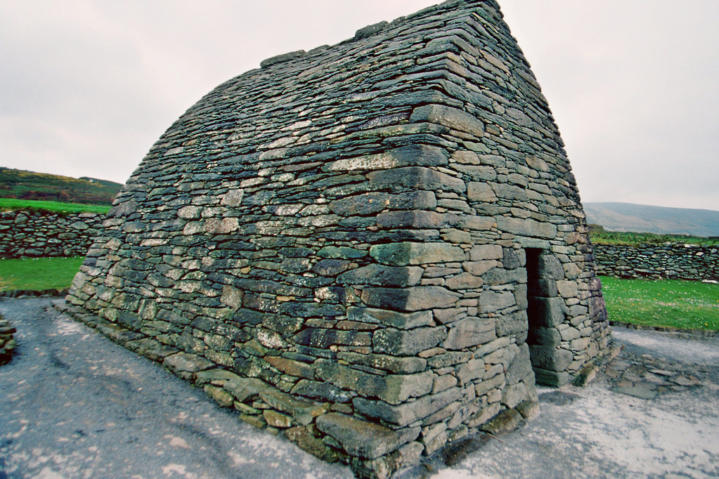 Dingle-Halbinsel, Gallarus-Oratorium