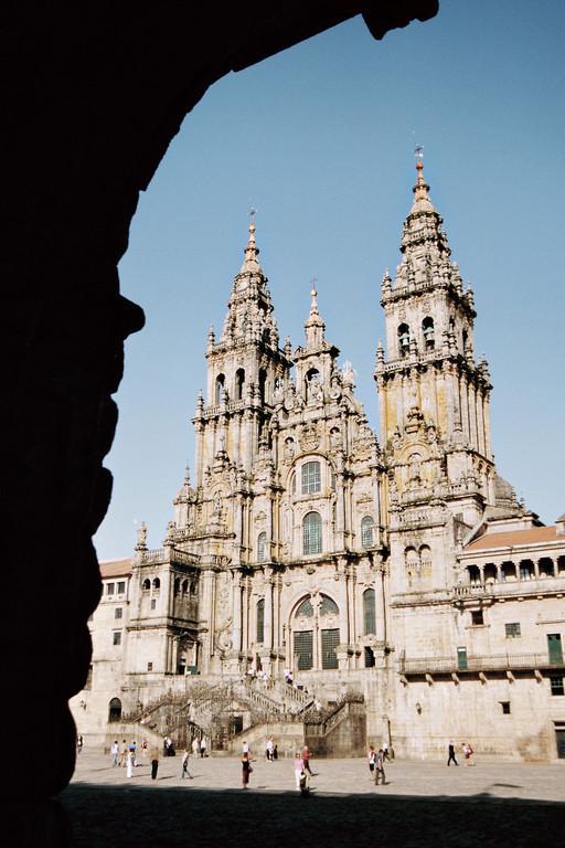 Santiago de Compostela, Kathedrale
