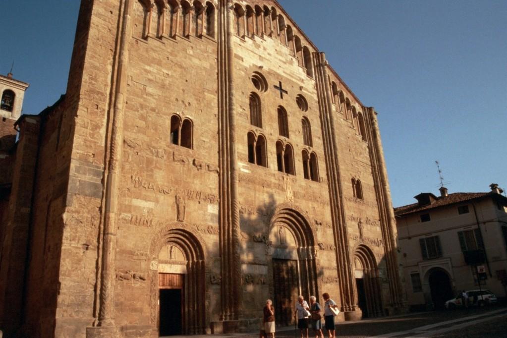 Pavia, San Michele