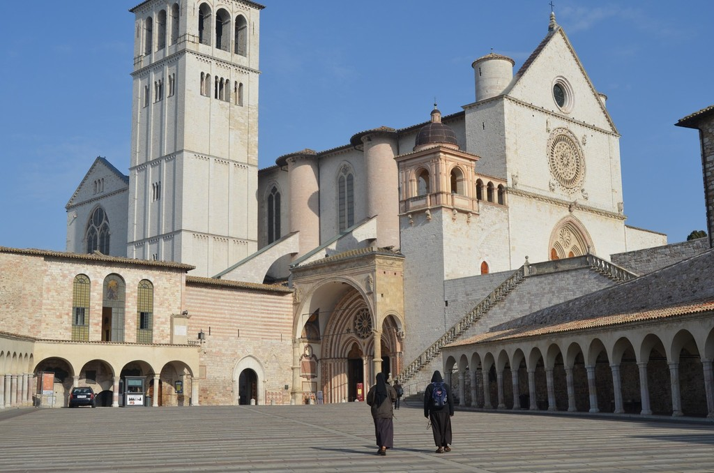 Assisi, Basilika San Francesco